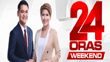 24 Oras Weekend April 11, 2021 Pinoy Channel