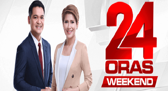 24 Oras Weekend April 21, 2019 Pinoy1TV Show