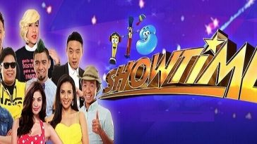 It's ShowTime August 1, 2018 Pinoyflix