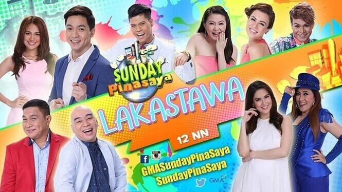 Sunday Pinasaya November 18, 2018 Pinoyflix