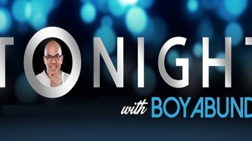 Tonight With Boy Abunda September 19, 2019 Pinoy Tambayan
