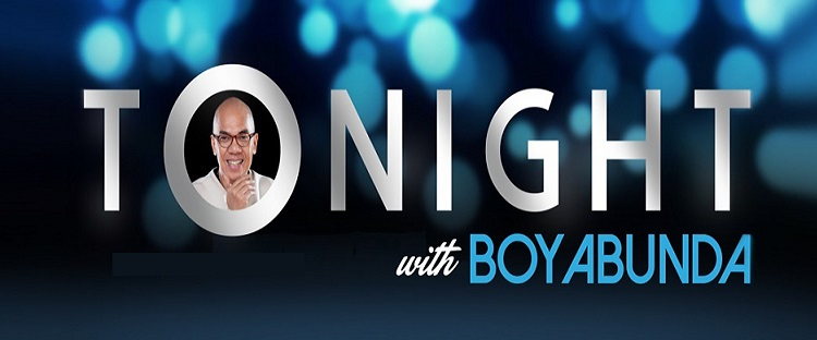 Tonight With Boy Abunda August 6, 2019 Pinoy Ako Online Tambayan