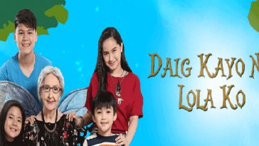 Daig Kayo Ng Lola Ko August 9, 2020 Pinoy Channel