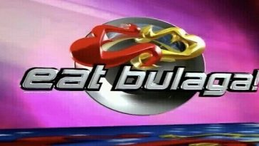 Eat Bulaga August 6, 2020 Pinoy Channel