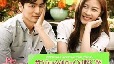 My Time With You August 20, 2018 Pinoy TV