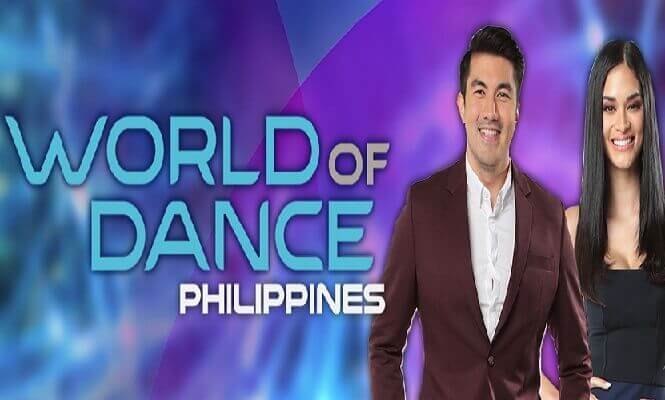 World of Dance January 12, 2019 Pinoy TV Show