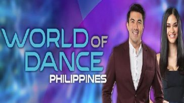 World of Dance March 23, 2019 Pinoy TV