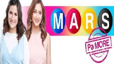 Mars Pa More June 4, 2020 Pinoy TV