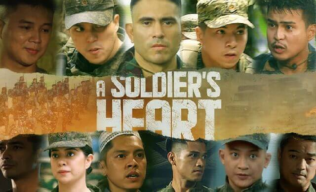 ABS-CBN Upcoming Show A Soldier's Heart