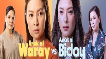 Anak ni Waray vs. Anak ni Biday February 25, 2020 Pinoy TV show
