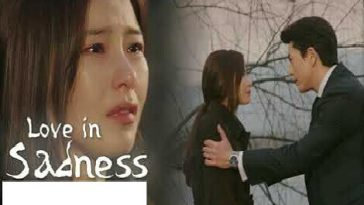 Love In Sadness April 3, 2020 Pinoy Network