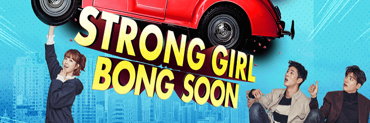 Strong Girl Bong Soon June 3, 2020 Pinoy TV