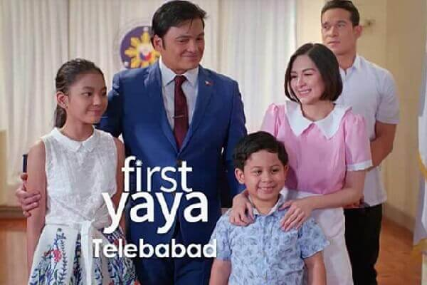 First Yaya March 26, 2021 Pinoy Channel