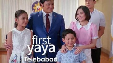 First Yaya April 9, 2021 Pinoy Channel