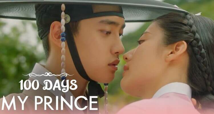 100 Days My Prince July 16, 2021 Pinoy Channel